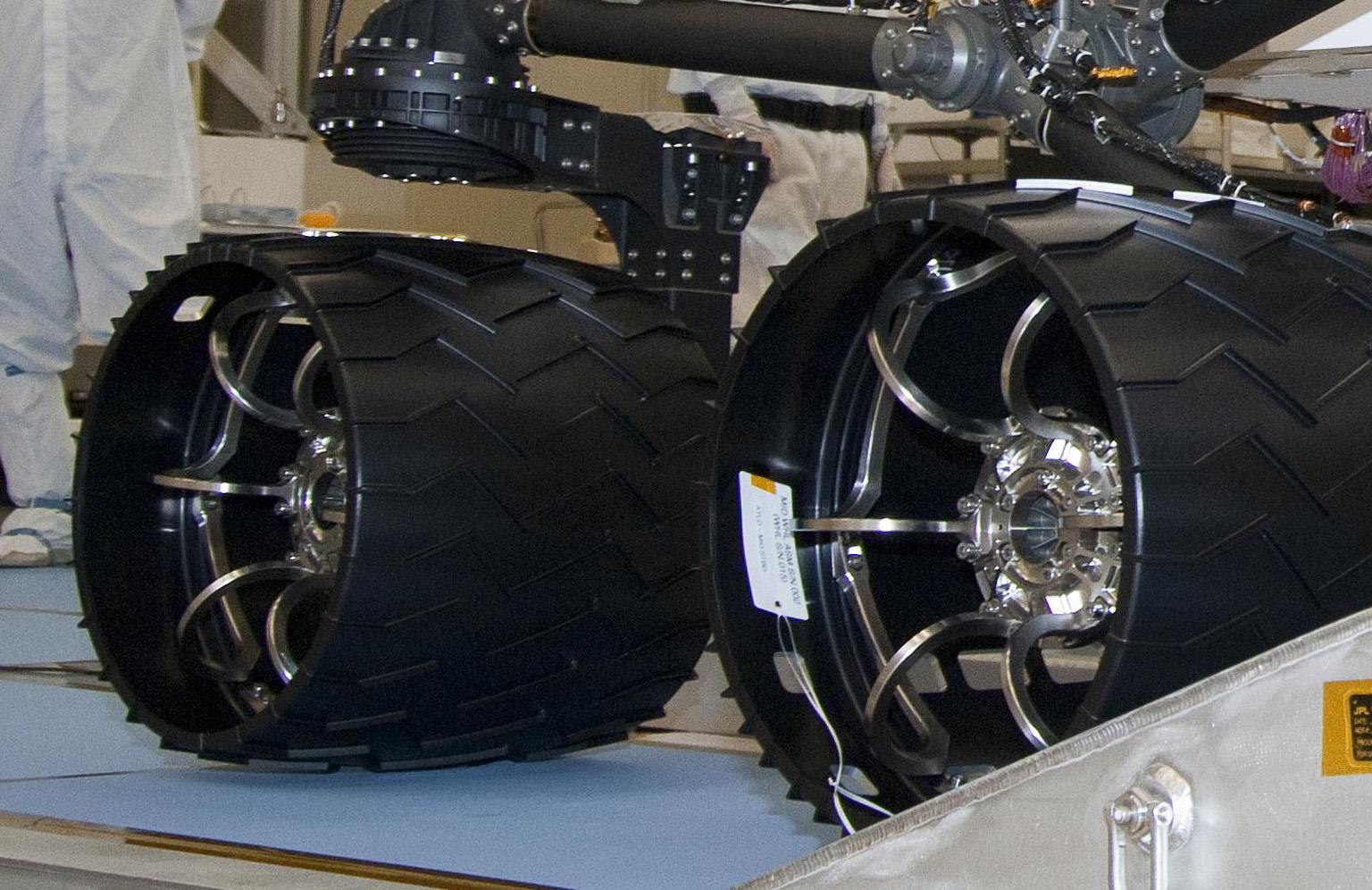 mars rover wheels design - photo #10